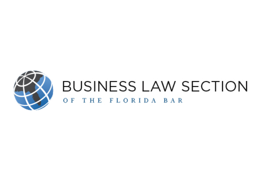 Business Law Section Logo