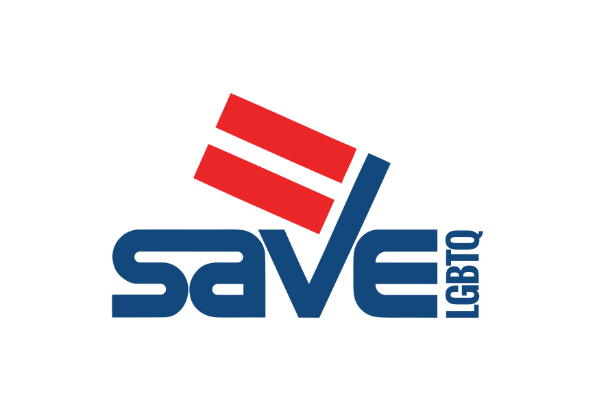 Save LGBTQ Logo